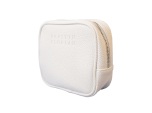 Cosmetic Bag, White