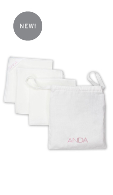 NEW! ANDA Cleansing Cloths