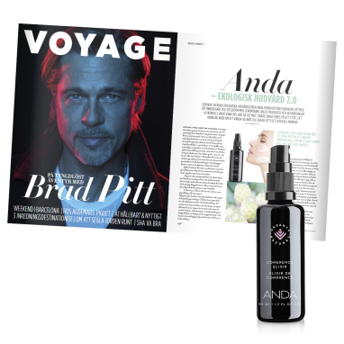 Article about ANDA in the latest issue of Voyage