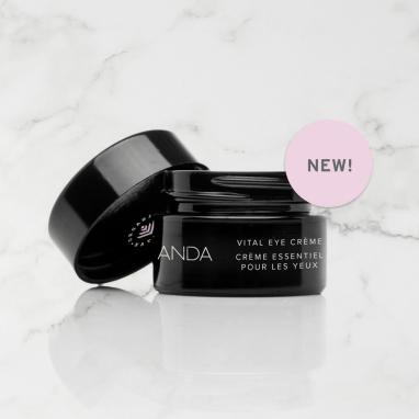 NEW! ANDA Vital Eye Crème