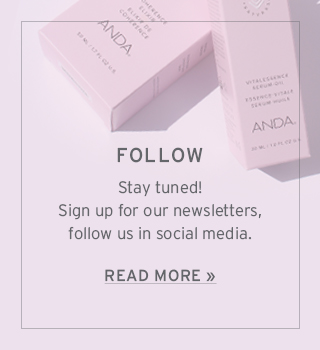 Follow us in social media and subscribe to our newsletter!