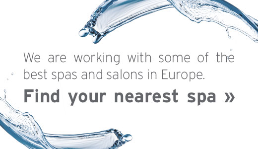 Find your nearest Kerstin Florian spa!